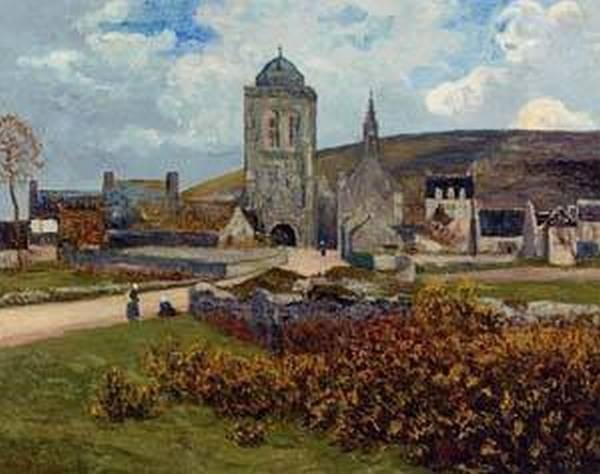 Breton Landscape 1898